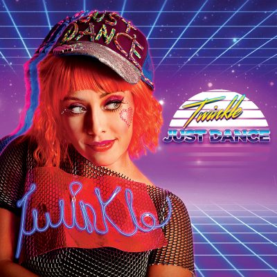 Twinkle Time Just Dance album cover